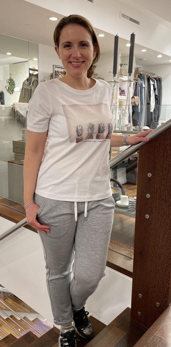 T-Shirt Margittes Ananas