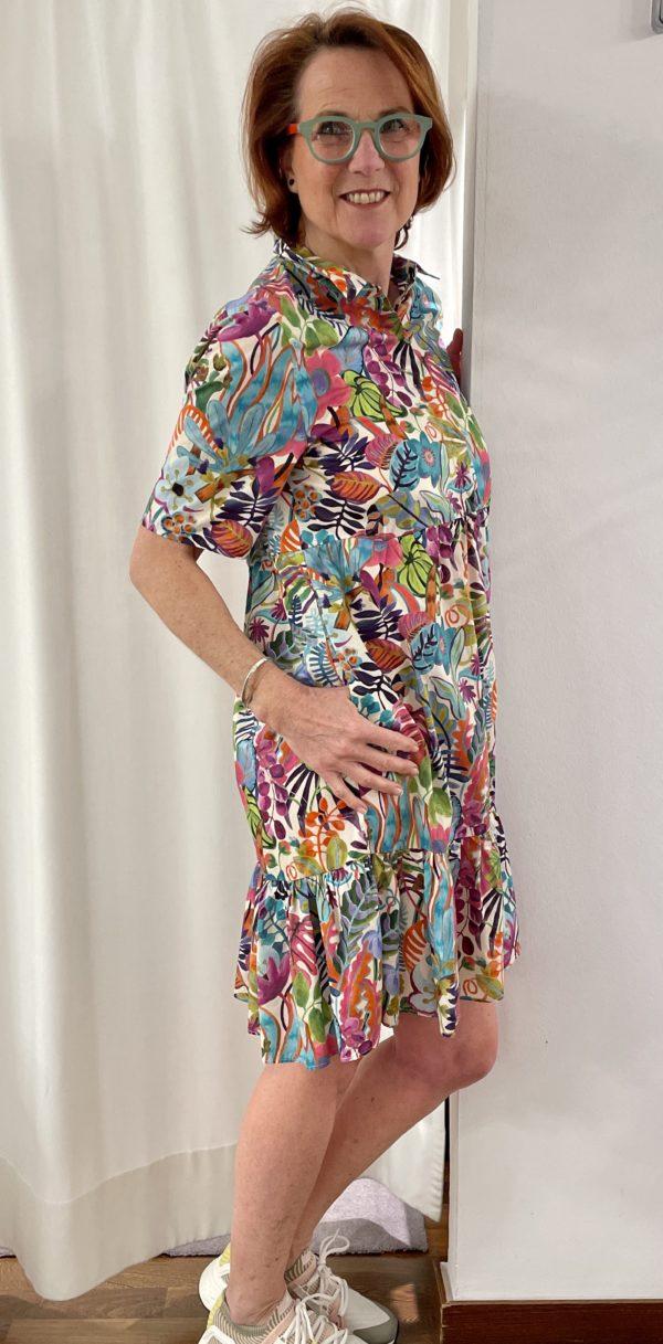 Kleid Robert Friedmann 412 Saby XL