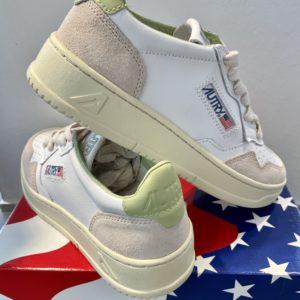Sneaker Autry weiß/erbsengrün